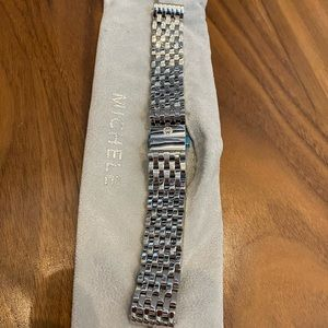 Stainless Steel 18mm Michele Watch Band